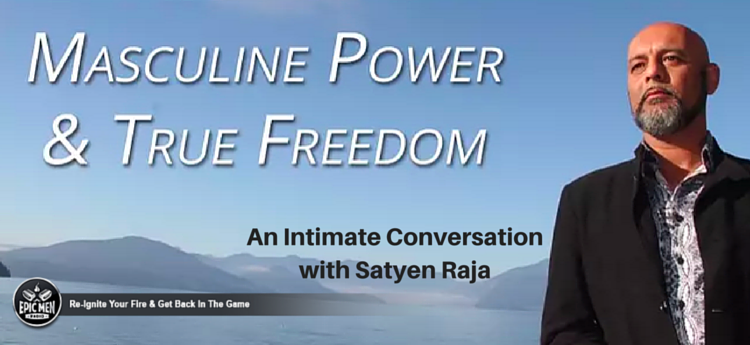 An Intimate Conversation with Satyen Raja
