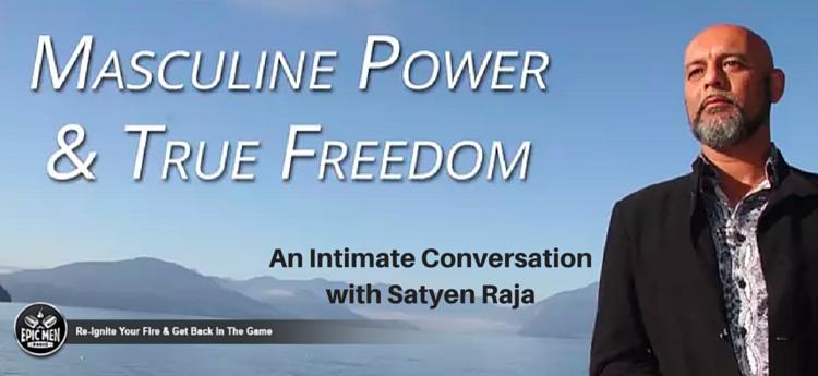 An Intimate Conversation with Satyen Raja